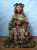 цернит, рыбка из папье-маше, 48 см, 2004 г.