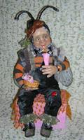 цернит, 42 см, 2006 г.