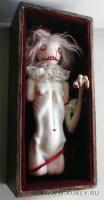 La doll, Magic-ckulpt, дерево и др., Тушка 19 см в высоту, коробка - 10х22, 5х7 см, 2011