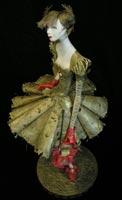 паперклей, бумага, 45 см, 2008
