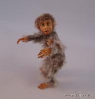 Fimo Miniature, Высота куклы – 10,5 см., Июнь, 2008 г.