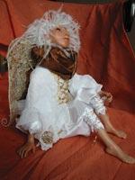 Фимо. Крылья золотое кружево, , 2004
