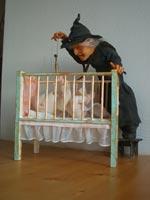 Fimo Puppen, 36 см, 2007