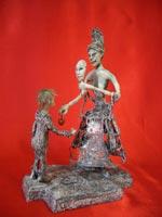 DAS,  дерево, текстиль, кожа, бумага, металл, , 2008