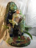 пластик, гипс, 40 см, 2005